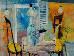 葉山館「1950年代の日本美術 戦後の出発点」