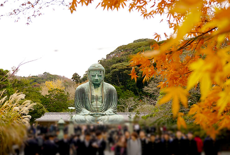 Big Buddha of Kamakura