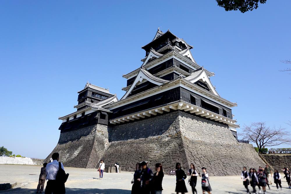 熊本城(写真は2015年10月に撮影したもの)