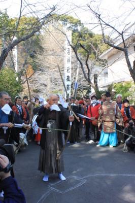 白岩神社祭礼
