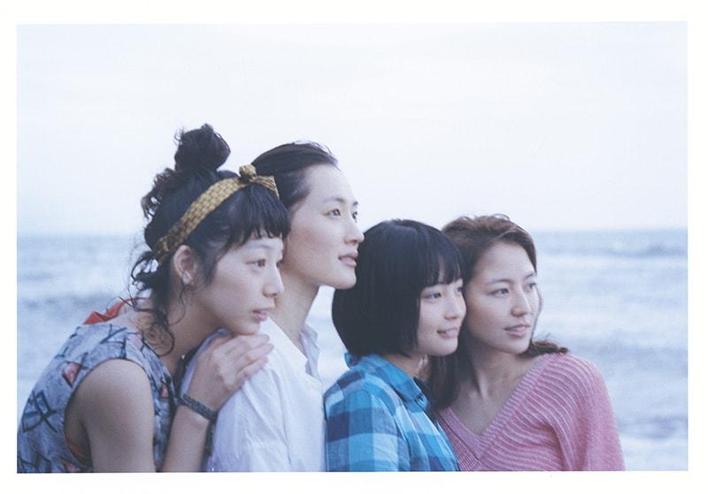 『海街diary』:(C)2015吉田秋生・小学館/フジテレビジョン 小学館 東宝 ギャガ