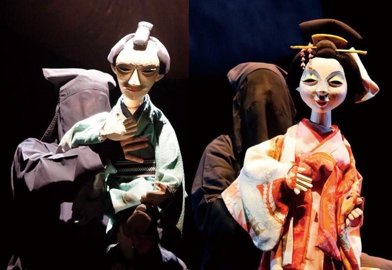 人形芝居の裏話 ~「冥途の飛脚」公演に向けてのプレ講座~