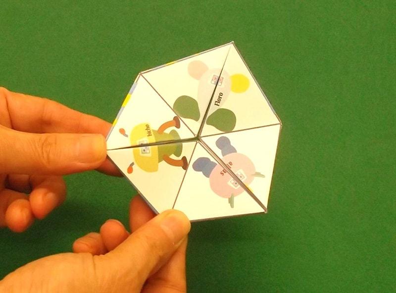 おとなの工作教室「中心を押し出して模様を変えて楽しもう!~カライドサイクルと六角がえし~」