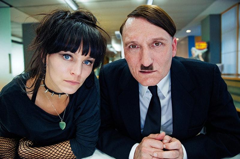 画像:『帰ってきたヒトラー』(C)2015 Mythos Film Produktions GmbH & Co. KG Constantin Film Produktion GmbH Claussen & Wöbke & Putz Filmproduktion GmbH