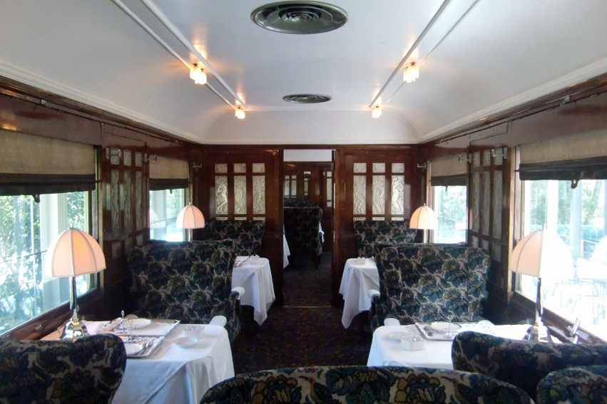 ラリックの夢をのせて 豪華列車が旅した南フランス