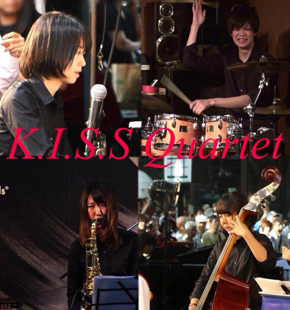 ランチタイムコンサートVOL.6「真夏のジャズカルテット」