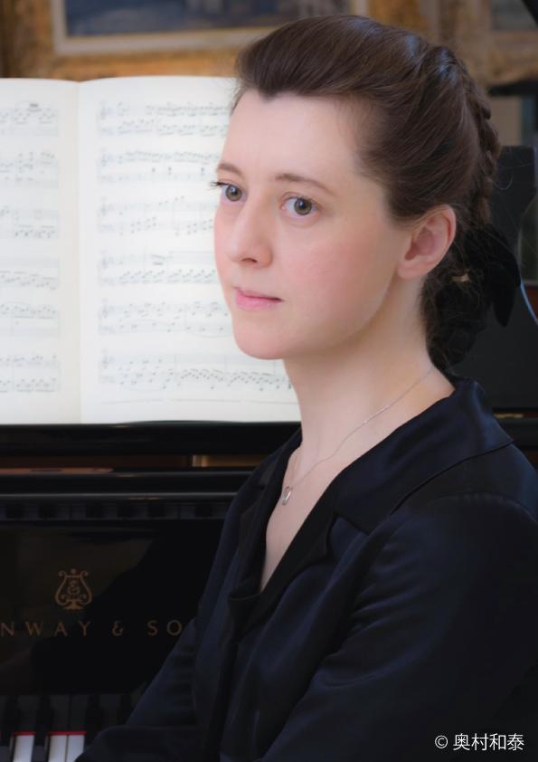 午後の音楽会 第83回 プレミアムコンサート イリーナ・メジューエワ ピアノリサイタル