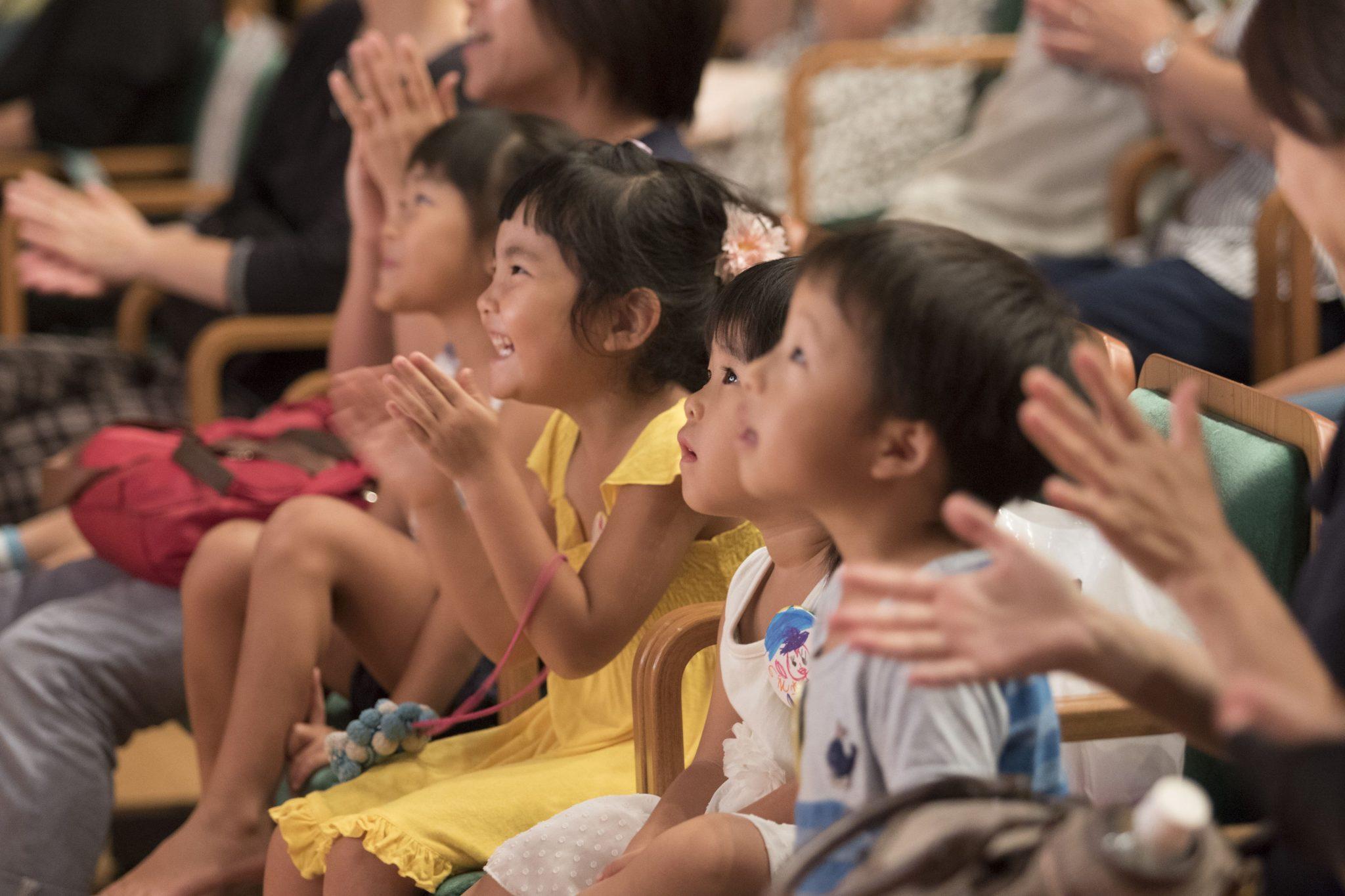 言語活動推進フォーラム 日本を見つけた!語りと体験のわくわくパーク