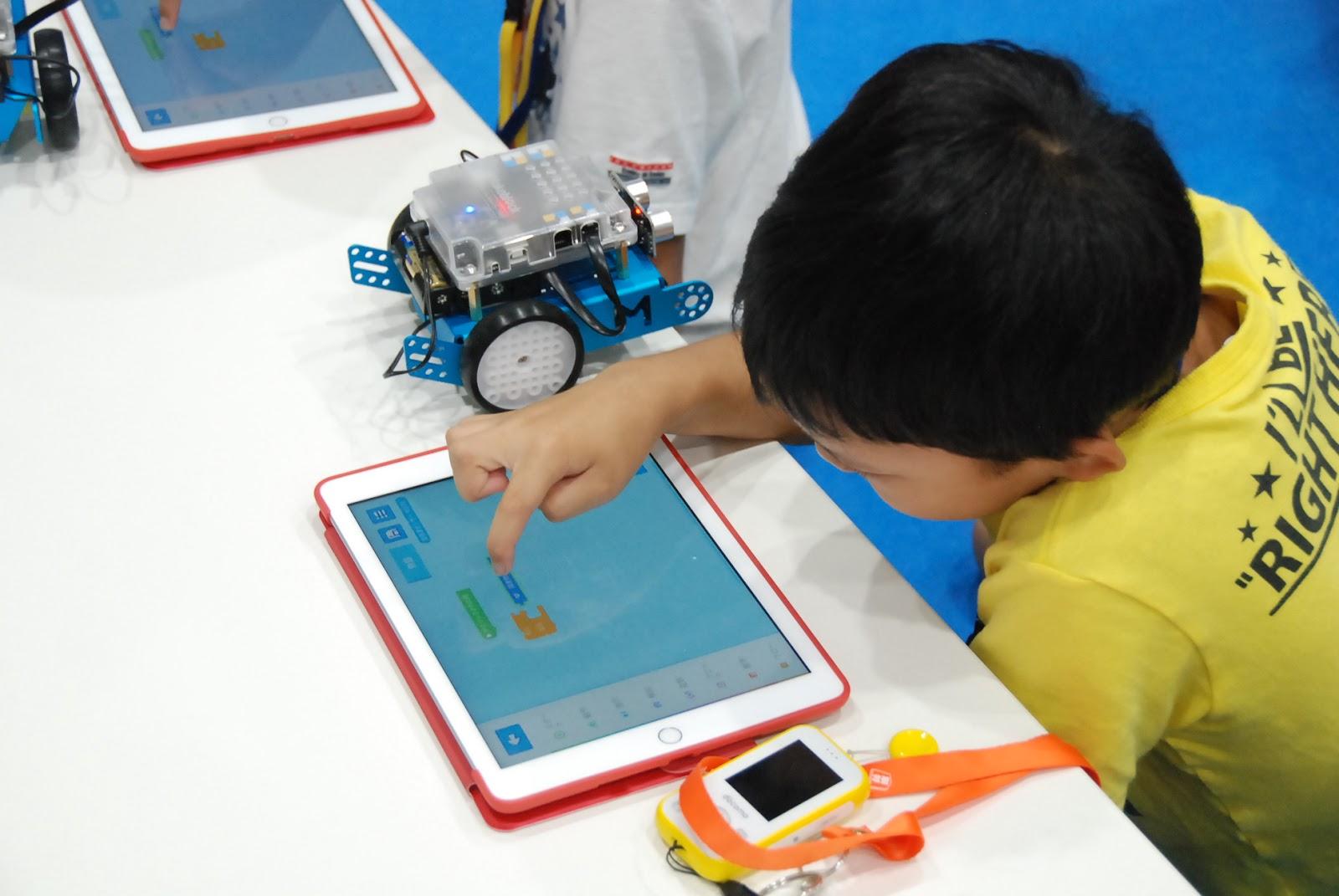 ロボット&プログラミング教室「mBot-ロボットとセンサーの関係を調べよう-」(要事前申込み)