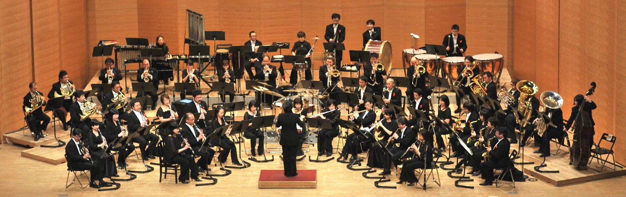 東京吹奏楽団 藤野芸術の家 特別公演(相模原市)