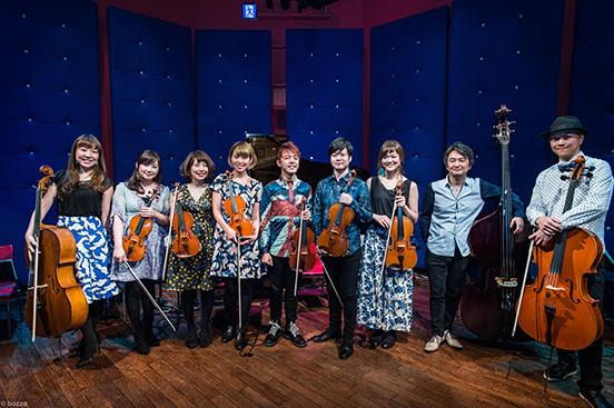 吉田篤貴 EMO strings 2LIVEs in Autumn