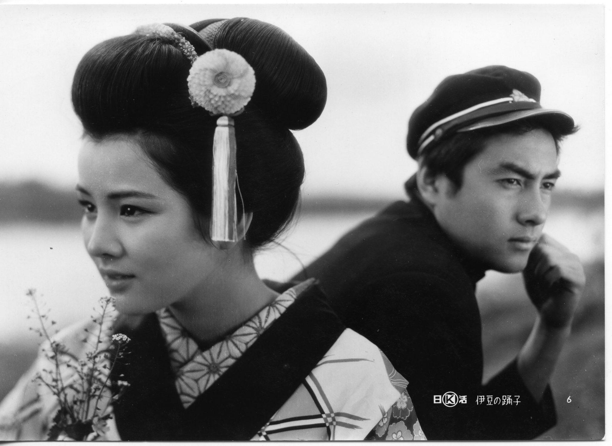 画像:伊豆の踊子