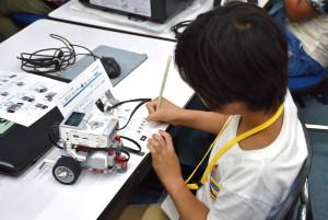 【1月14日開催】ロボット&プログラミング教室【親子教室】「初めてのプログラミング ~レゴWeDoを使って~(おなかをすかせたワニ)」(締切:1/1)