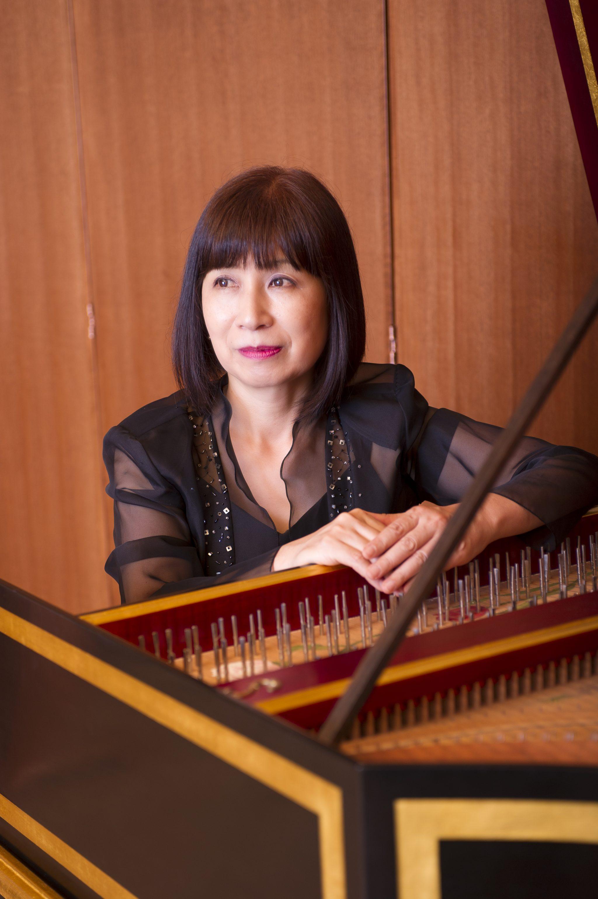 相模原音楽家連盟×もみじホール城山 音楽って楽しい!面白い!! ~チェンバロからピアノへ 鍵盤楽器の歴史~