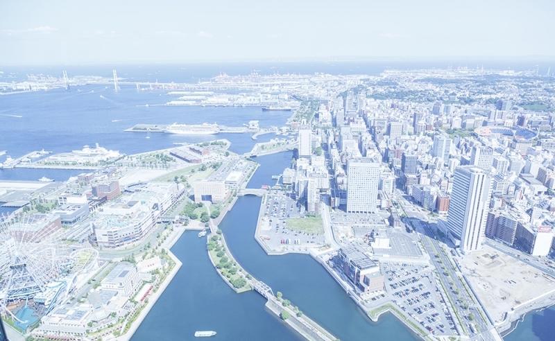 横浜ランドマークタワー 69階展望フロア「スカイガーデン」