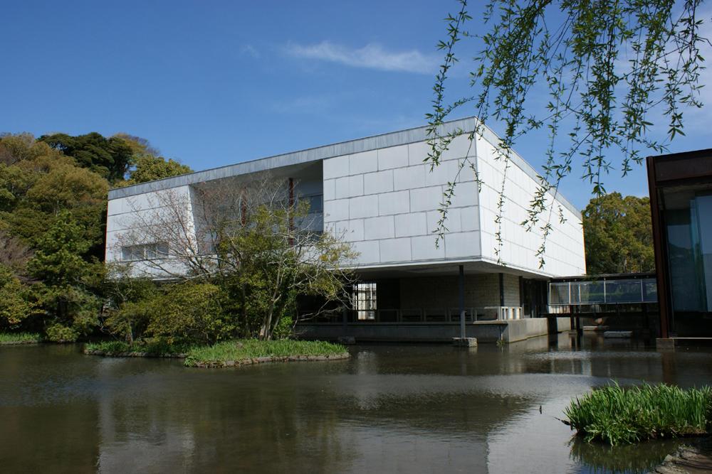 神奈川県立近代美術館 鎌倉