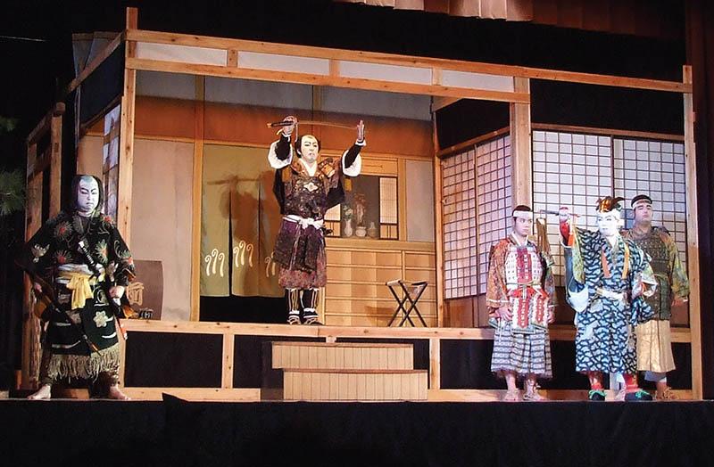 第23回 藤野村歌舞伎公演