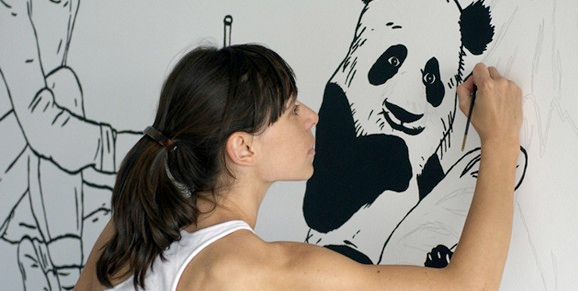 象の鼻のテラス「PORT KITCHEN」