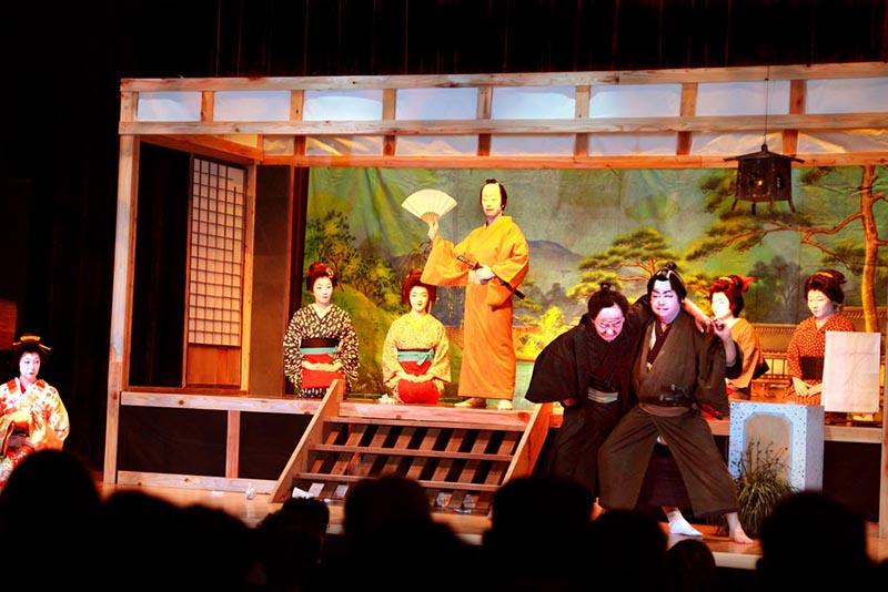 藤野ふるさと芸術村メッセージ事業 第24回藤野村歌舞伎公演
