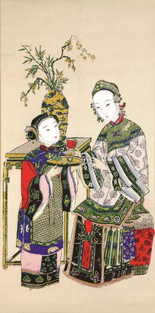 福を呼ぶ中国版画の世界-富貴・長寿への夢くらべ-