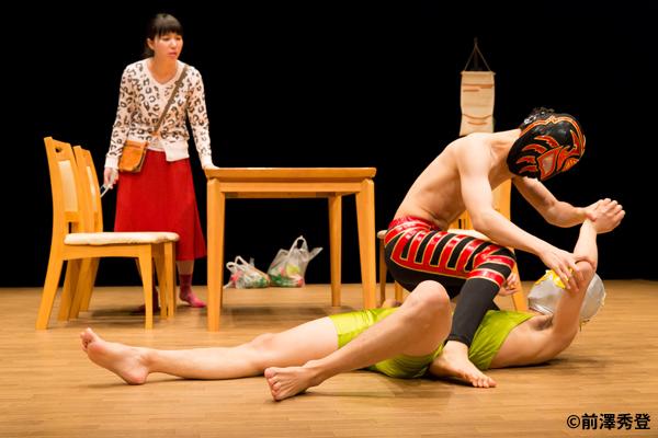 平成27年度 公共ホール演劇ネットワーク事業 ハイバイ「ヒッキー・カンクーントルネード」