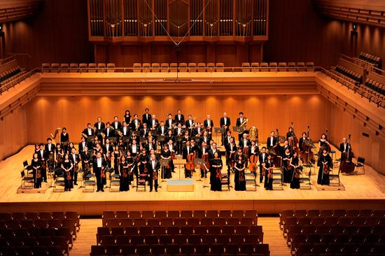 東京シティ・フィルハーモニック管弦楽団 《光と音が奏でる風景》