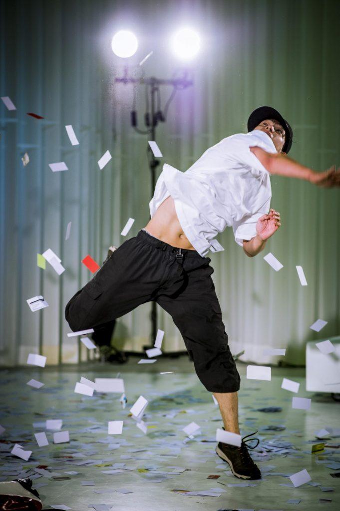 木皮成×寺山修司プロジェクト ソロ&カンパニーダブルビル公演 『踊りたいけど踊れない』