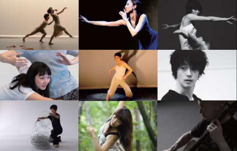平成25年度 テアトルフォンテ・アズビル・アワード対象事業  Dance Performance LIVE 「Opening to unknown」
