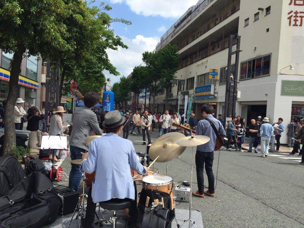 吉田町アート&JAZZフェスティバル2018