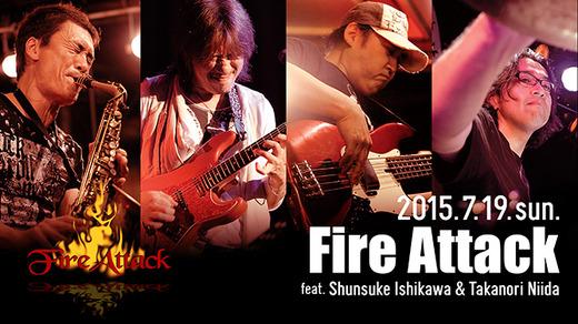 Fire Attack  feat. Shunsuke Ishikawa & Takanori Niida