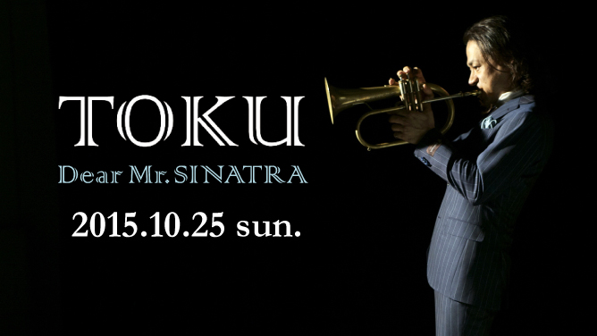 "TOKU ""Dear Mr. Sinatra"""