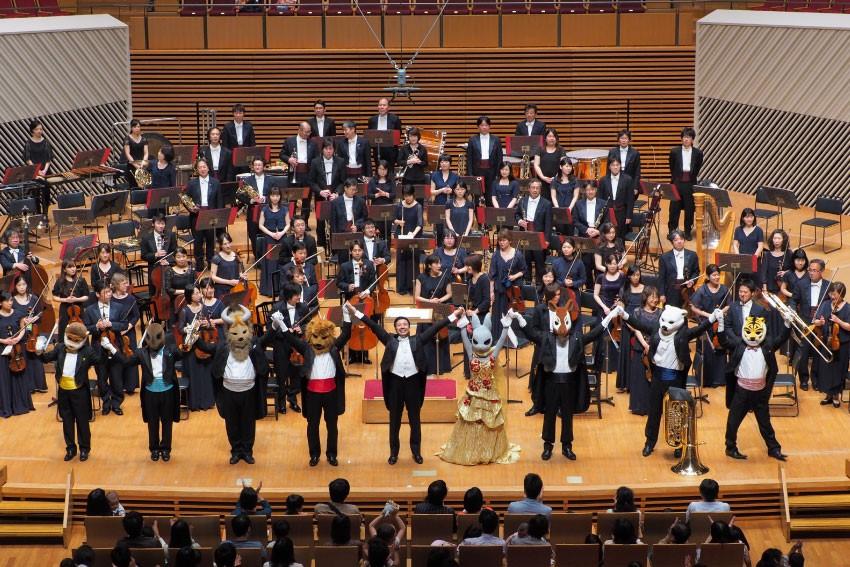 0歳からのオーケストラ  ~ズーラシアンブラスmeets東京交響楽団  10th anniversary!
