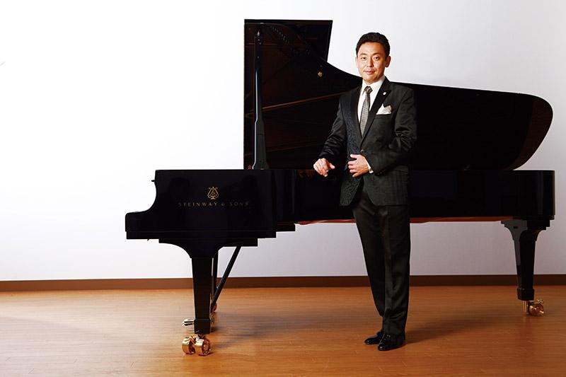 シリーズ杜の響きvol.32 横山幸雄 ピアノ・リサイタル