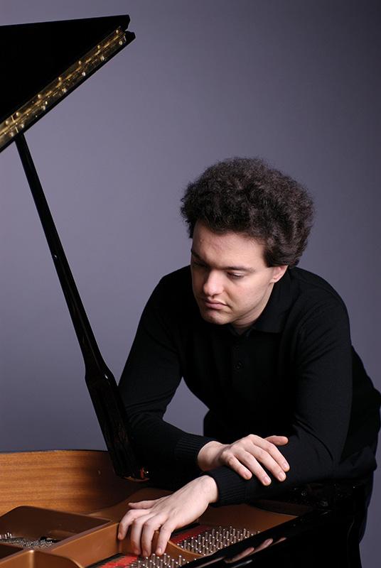 エフゲニー・キーシン ピアノ・リサイタル