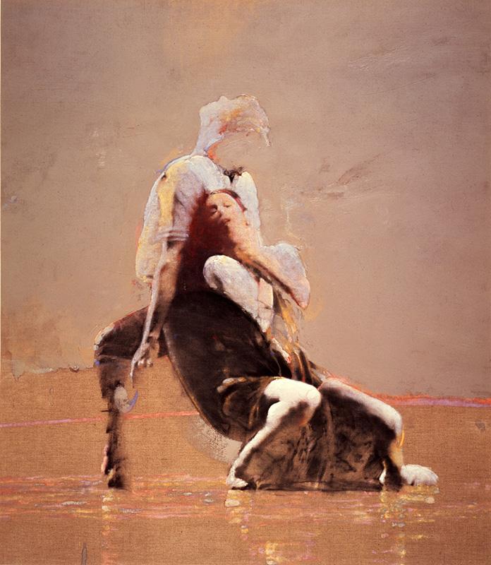 没後10年 ロバート・ハインデル展 ―光と闇の中の踊り子たち―