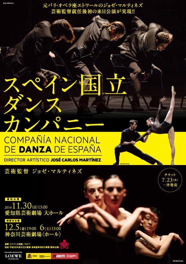 スペイン国立ダンスカンパニー