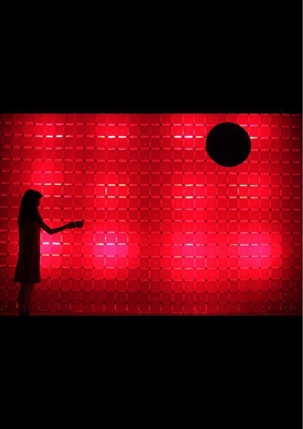 Fujimoto Takayuki + Jung Young Doo 赤を見る/Seeing Red