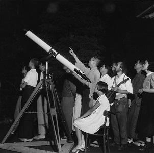 テーマ展示Ⅲ 野尻抱影生誕130年は冥王星イヤー☆ 「星の抱影と弟・大佛次郎」