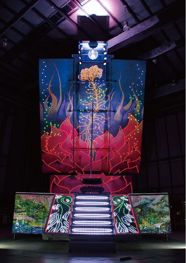 KAAT神奈川芸術劇場プロデュース やなぎみわステージトレーラープロジェクト 『日輪の翼』