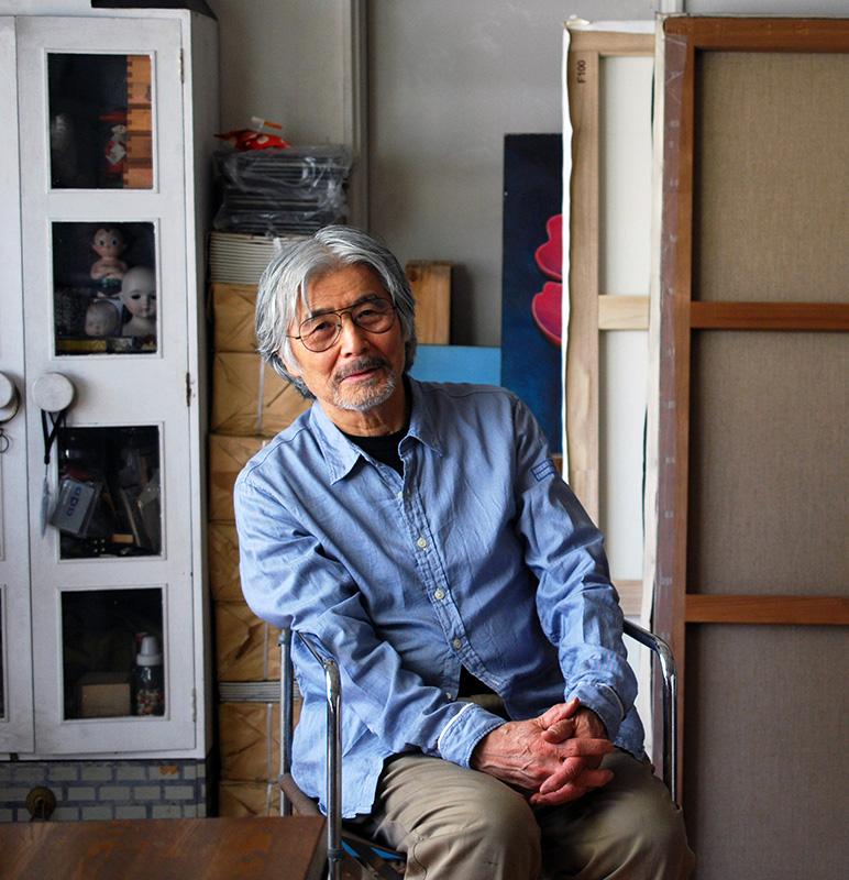 「ねずみくん40周年 なかえよしを+上野紀子の100冊の絵本展」記念講演会 「オブジェとしての絵本」