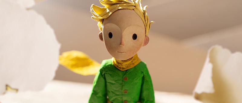 映画「リトルプリンス 星の王子さまと私」のパペットを特別展示!