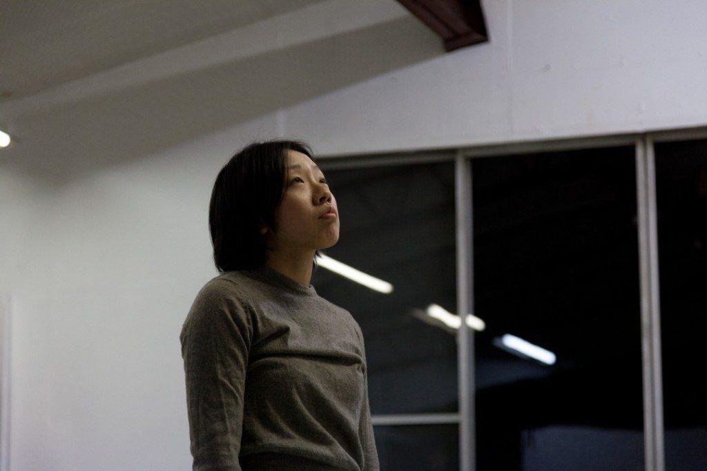 Live Art 武久絵里+A子(松本真幸) [自分の姿勢を汲み上げる:誰かの姿勢を掘り下げる]