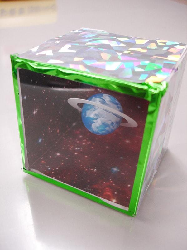 科学工作教室「マジックボックス」