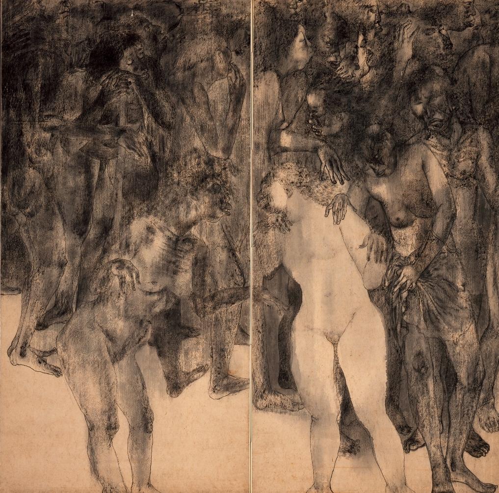 葉山館開館10周年 「戦争/美術 1940-1950 モダニズムの連鎖と変容」