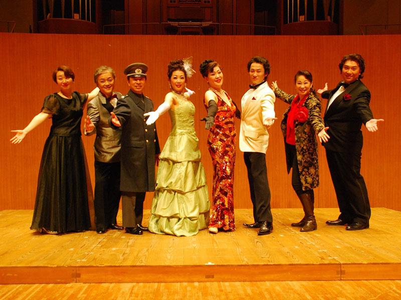 みなとみらいクラシック・クルーズ Vol.65  横浜シティオペラ メンバーによるオペラハイライト