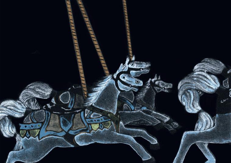 第2回 版画アトリエ一般開放 指導員3人展 「重なる情景」