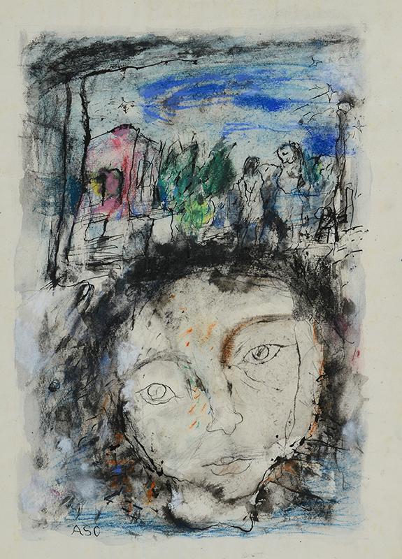 美術と文学の交流 麻生三郎の装幀・挿画展