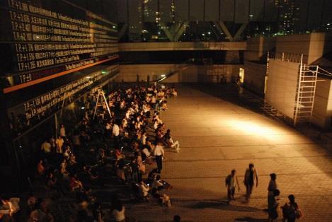 トヨダヒトシ「映像日記/スライドショー」《NAZUNA》[2004-2014]