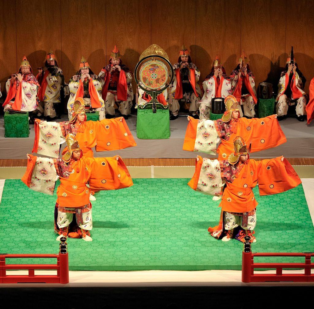 第20回 神奈川国際芸術フェスティバル音楽堂で聴く雅楽