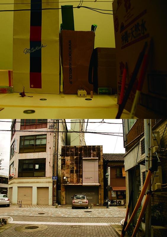 ショーケースギャラリー 太田 遼展 「親密なガラクタ」